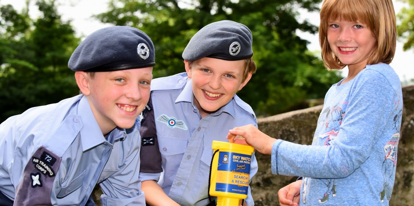 The vital link between Reserves, Cadets and society